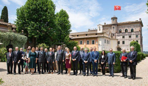 Grand Chancellor European Ambassadors