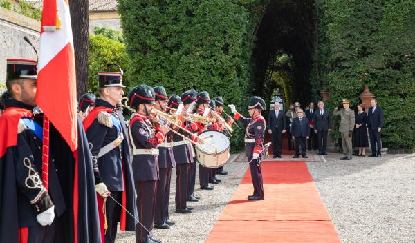 German President Order of Malta